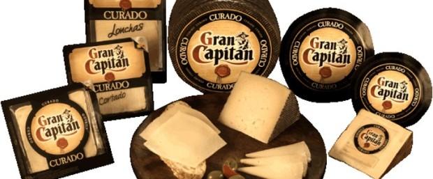 Resultado de imagen de foto de queso gran capitan curado
