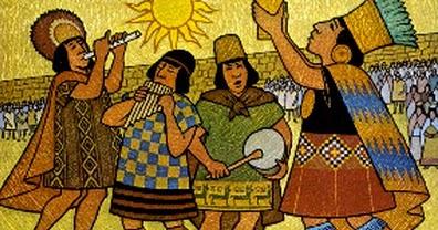 Resultado de imagen de fotos antiguas de incas y la belleza